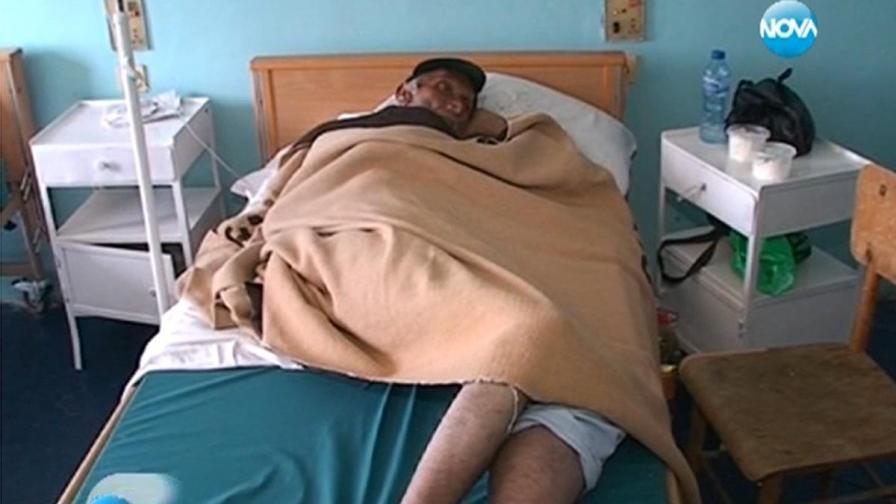 Възрастен мъж оцеля, след като прекара 10 дни в река Янтра