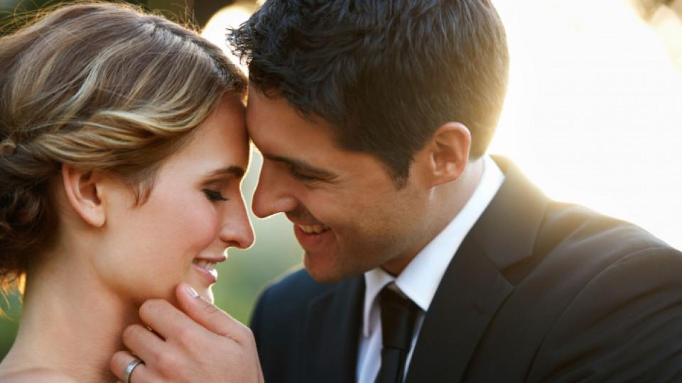 Кога бракът е най-щастлив