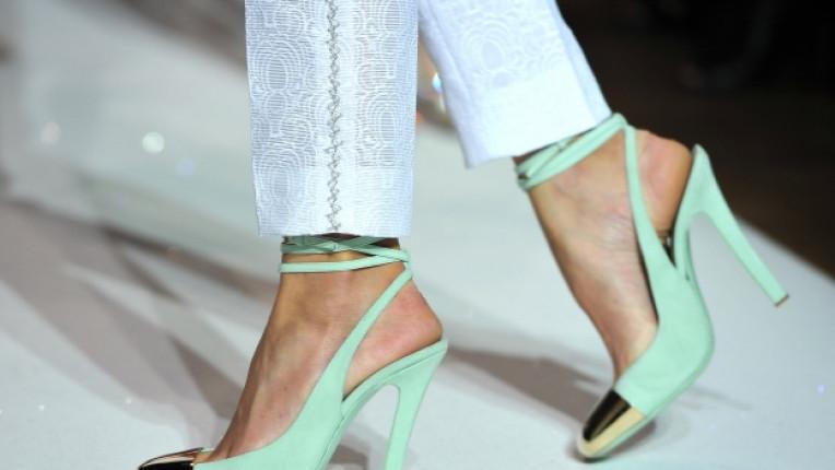 обувки висок ток удобство