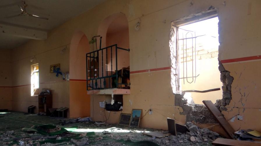 В Ирак нападенията над места за поклонение напоследък зачестиха