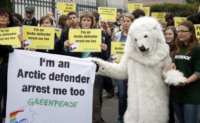Русия: Всички активисти на