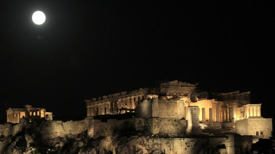 Защо Партенонът е непоклатим при земетресения