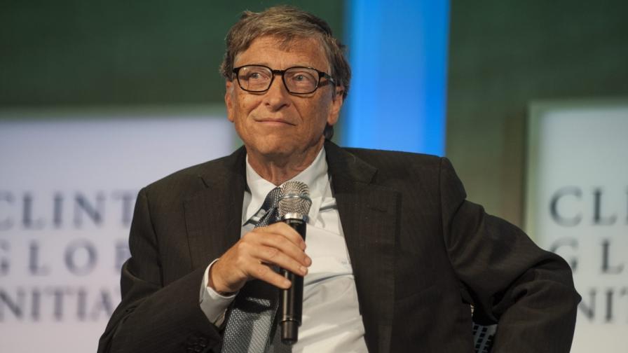 """Инвеститори искат Бил Гейтс да напусне """"Майкрософт"""""""