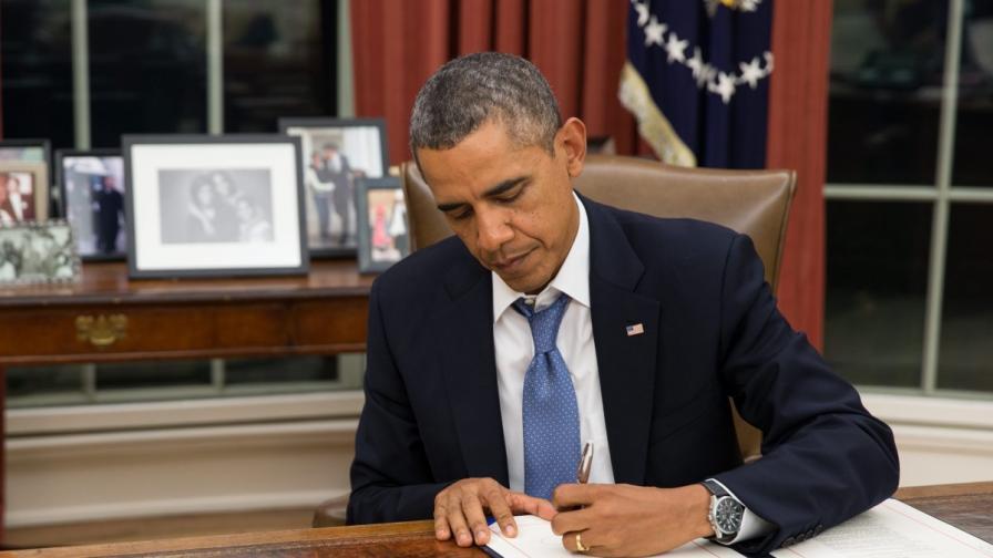 Обама: Отчаян съм от бюджетната парализа