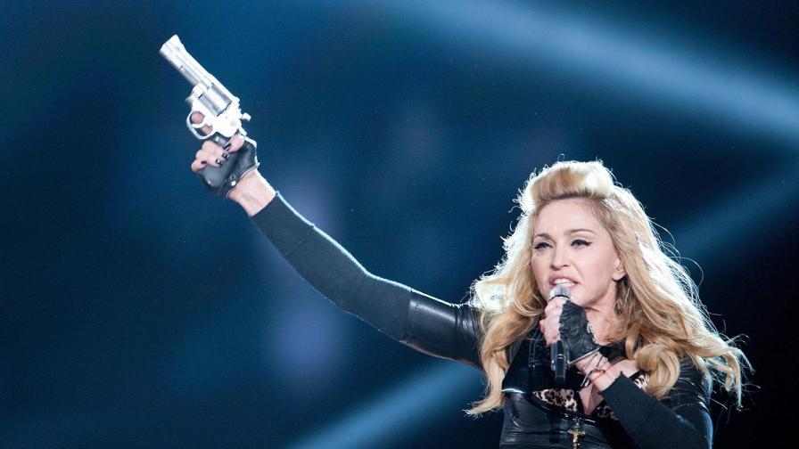 Изповедта на Мадона: Изнасилиха ме, когато пристигнах в Ню Йорк