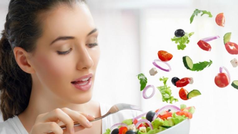 зеленчуци хранене диета