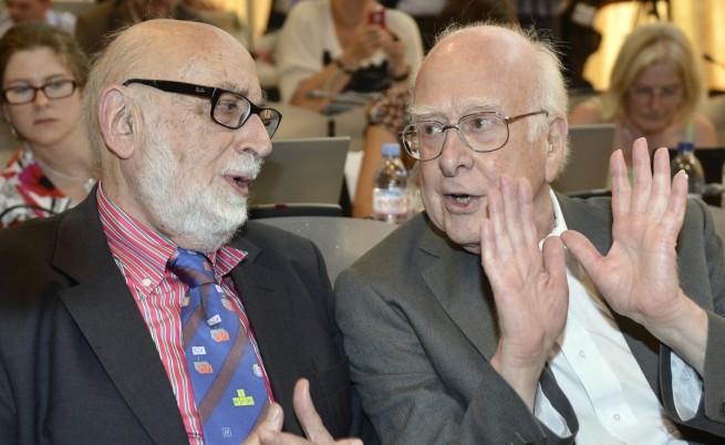 Хигс-бозонът донесе на откривателите си Нобелова награда