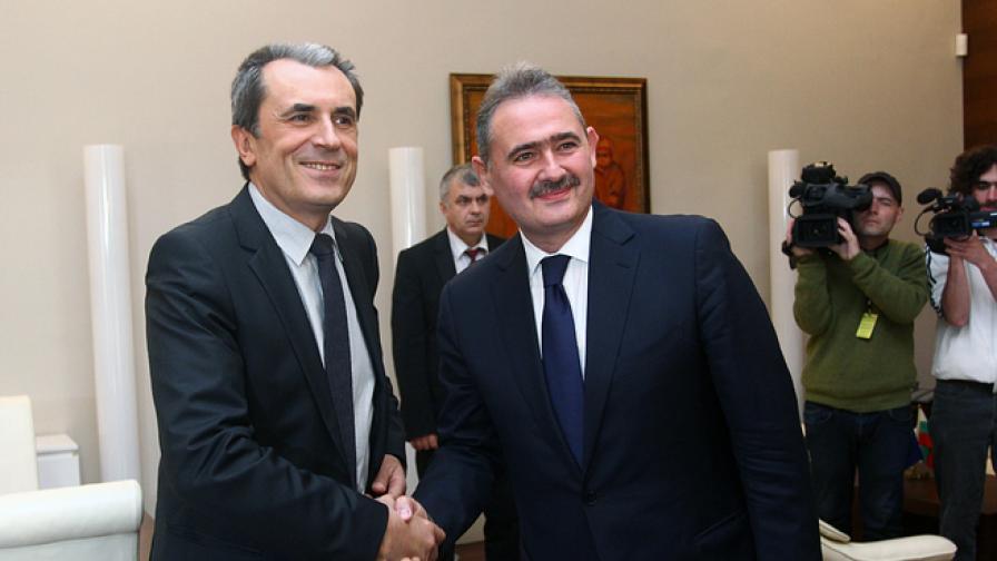 Орешарски:  С ЕИБ ще работим за ново споразумение за 500 млн. евро