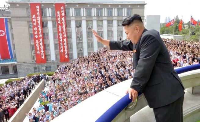 Ким Чен-ун извършвал масова чистка в КНДР