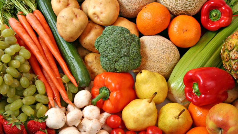 Крепко здраве - пъстра храна