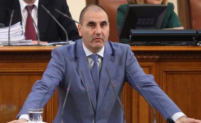 Цветанов: Докато бях министър, не е имало сигнали срещу Бисеров