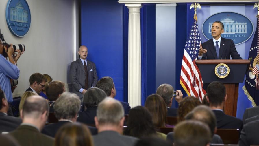 Доклад: Медийната свобода в САЩ запада при Обама