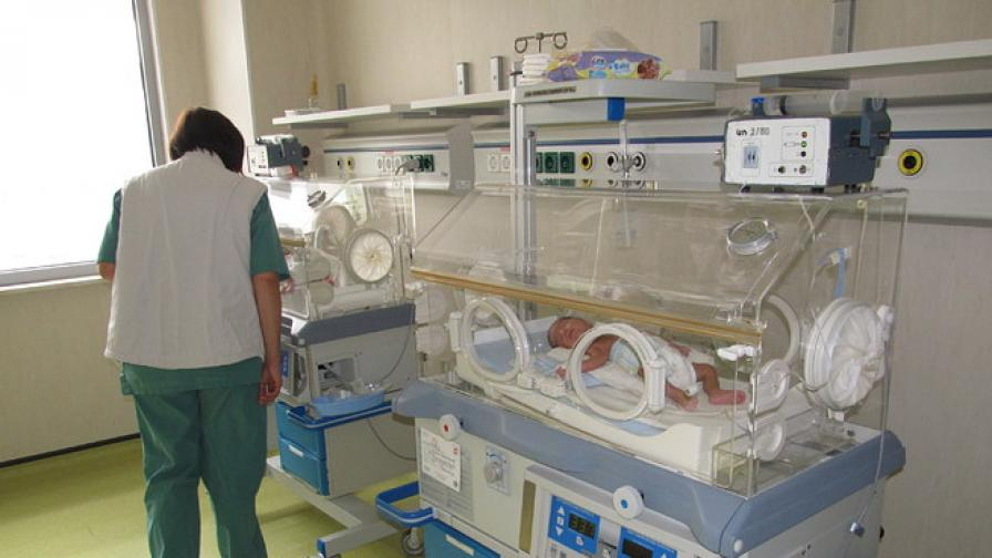 Жена роди, докато оперират сърцето й