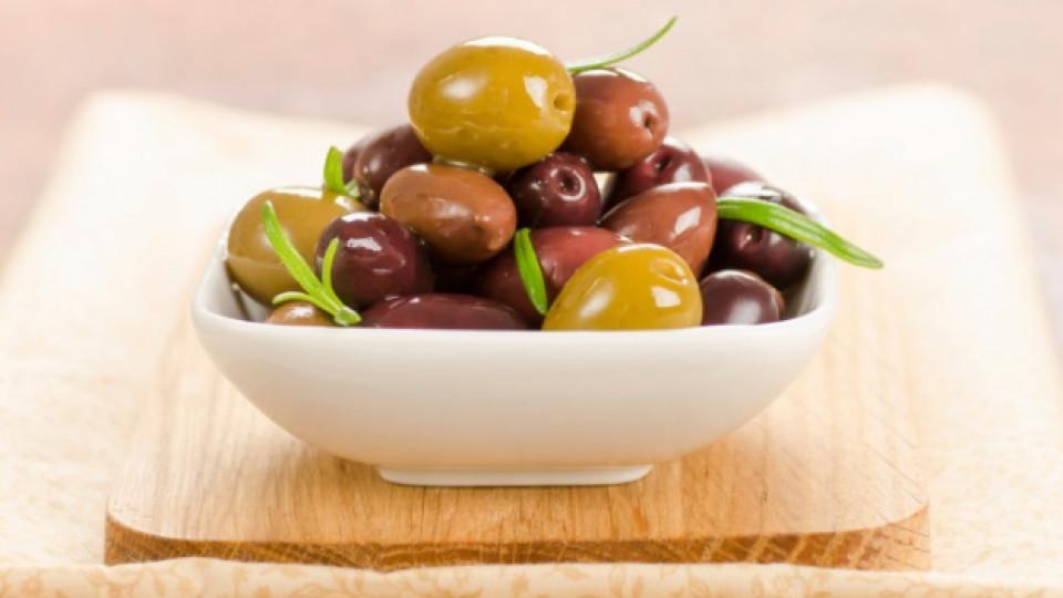 Тайните на маслините