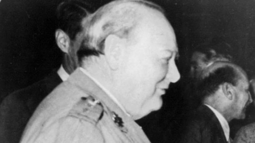 сър Уинстън Чърчил