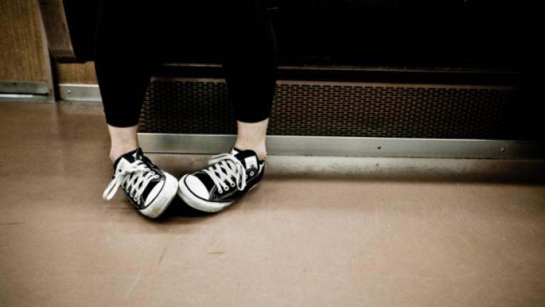 нервен подрастващи депресия потиснат стрес деца семейство