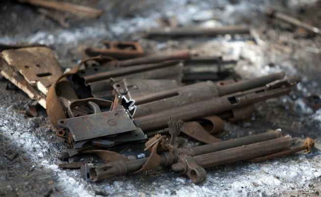 Откриха неонацистки оръжеен музей в къща на гръцки бизнесмен