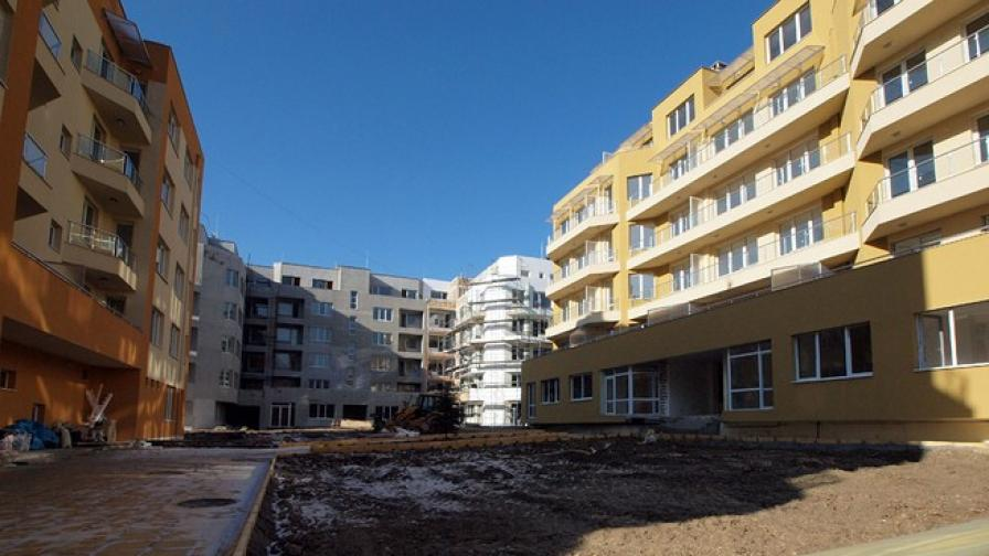 Евростат: Българският строителен сектор регистрира спад