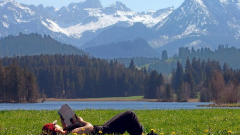 планина природа спокойствие почивка