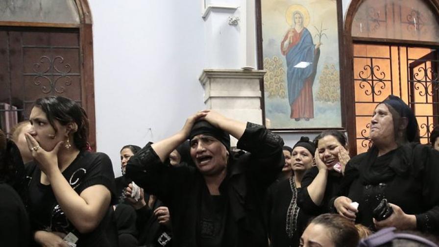 Арестуваха заподозрени за нападението срещу коптска сватба