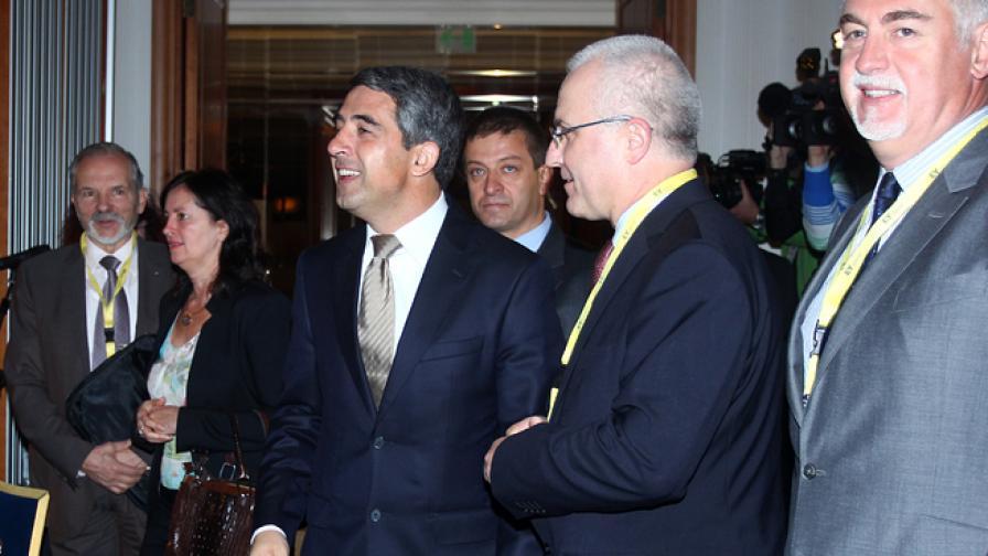 Плевнелиев: България подкрепя споразумение ЕС-САЩ за търговия и инвестиции