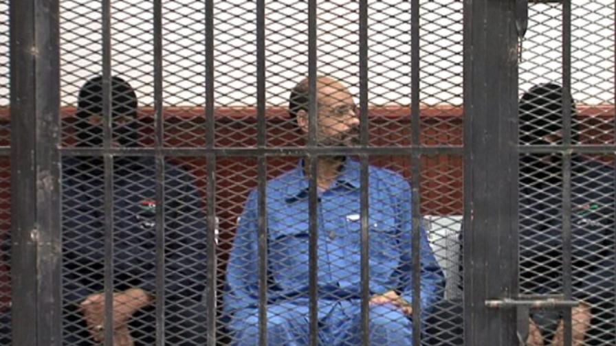 Сейф ал Ислам с обвинение за репресиите през 2011