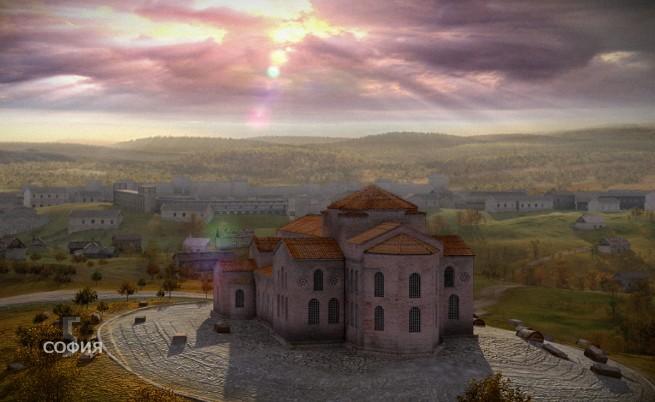 """Църквата """"Света София"""" - няма друго такова място"""