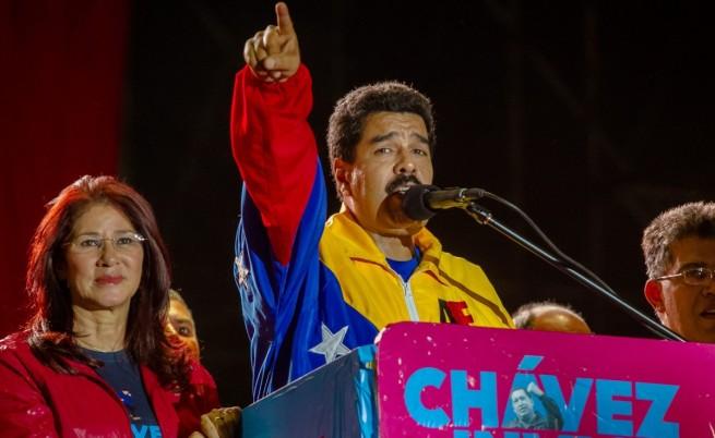 Мадуро: Духът на Чавес се яви в метрото на Каракас