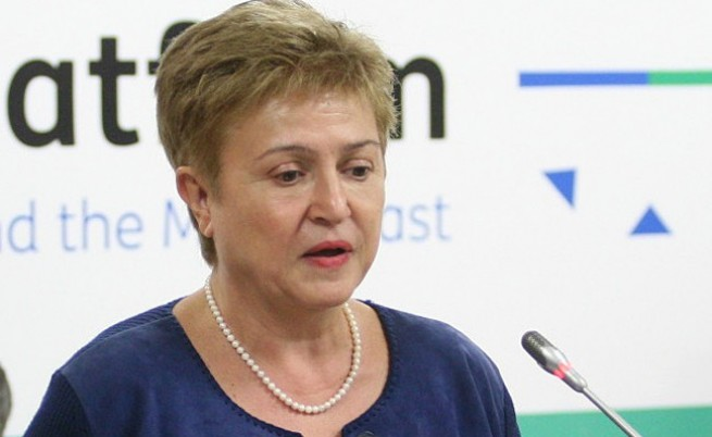 МС иска Кристалина Георгиева да е еврокомисар по външната политика