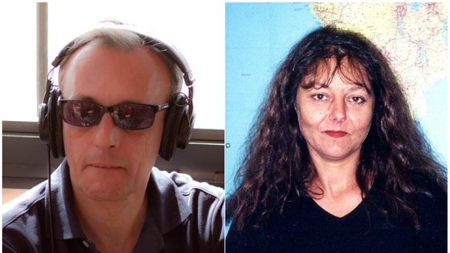 Телата на убитите френски журналисти пристигнаха в родината