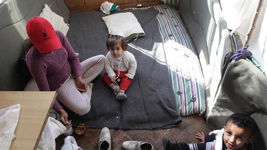 ООН иска от България бързи действия за бежанците