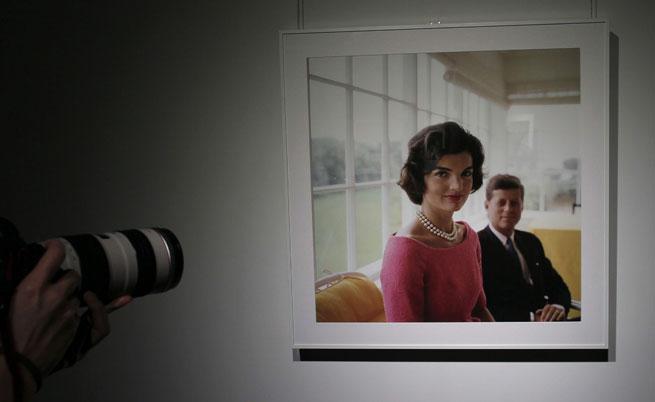 Многобройните жени в живота на Джон Кенеди