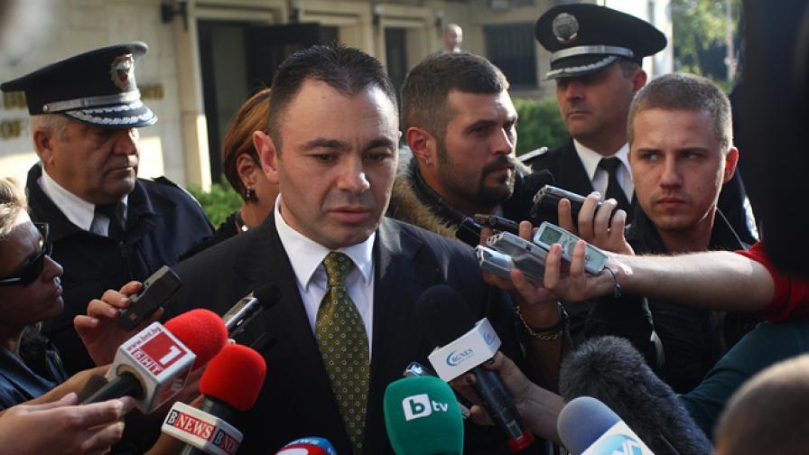 Лазаров: Салахедин Бин Аладин е задържан от гръцка страна