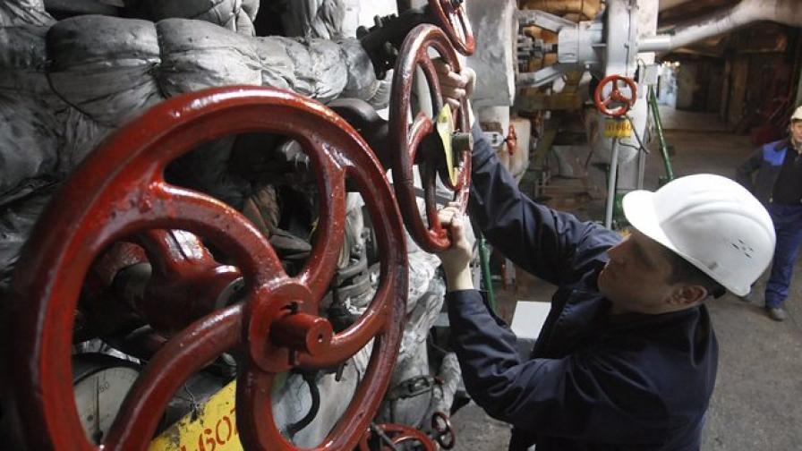Украйна не се издължи на Русия за газа