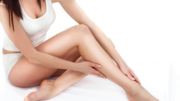 жена тяло крака