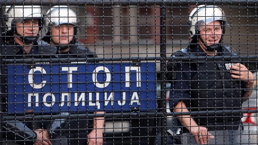 Полицейските канцеларии в Сърбия са затрупани с 13 т наркотици