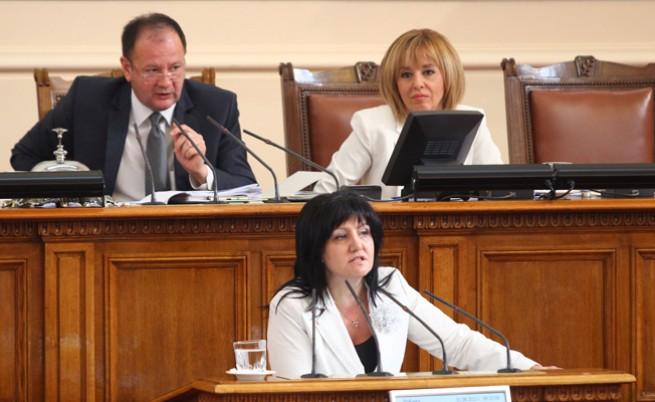 ГЕРБ: Оставката на Бисеров е публичен театър