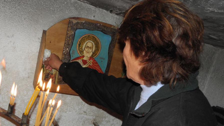 На 11 ноември почитаме св. Мина - покровител на семейството