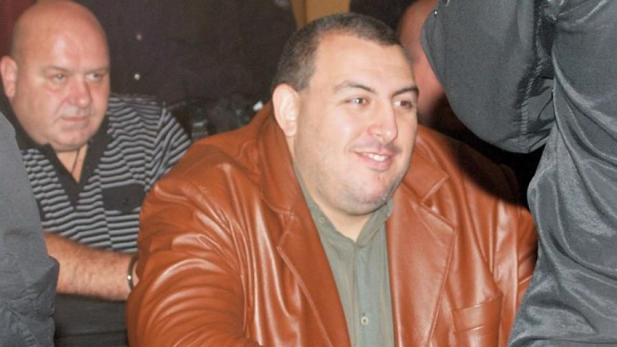 Петър Стоянов-Сумиста на днешното заседание