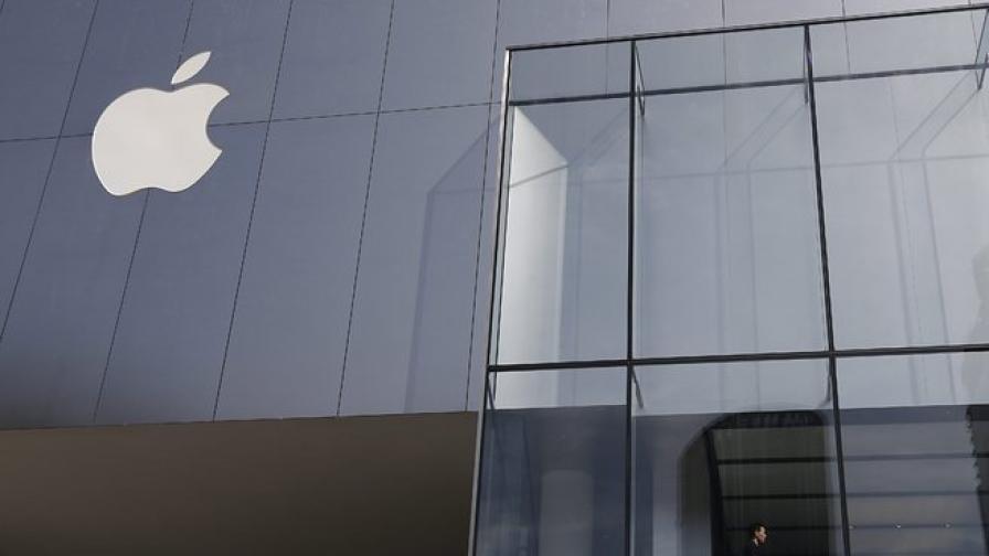 """Подозират """"Епъл""""-Италия за неплатени над милиард данъци"""