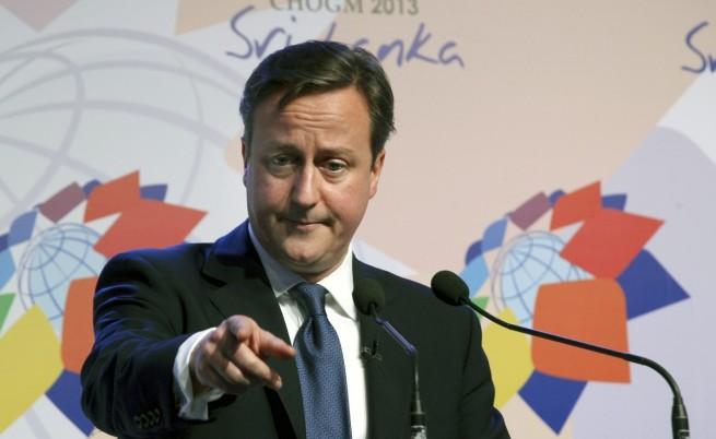 Камерън се готви за сблъсък с ЕС заради българи и румънци