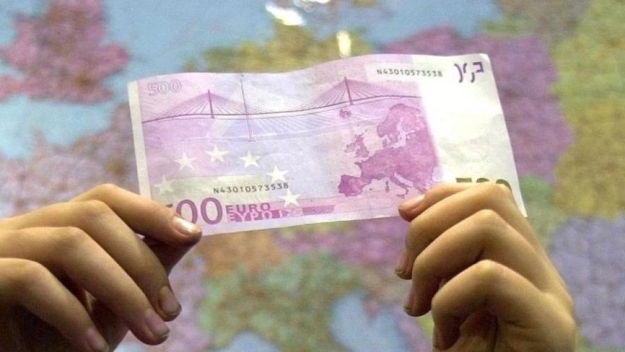 Арестуваха българин с фалшиви 1 млн. евро в Италия