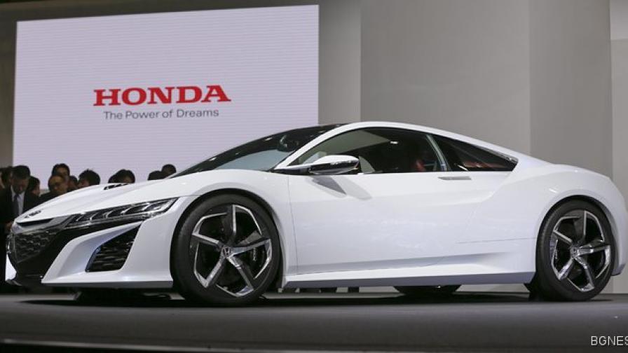 Продажбите на Хонда и Нисан в Китай са се удвоили