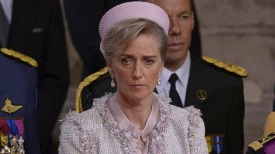 Белгийската принцеса Астрид заплашена с отвличане
