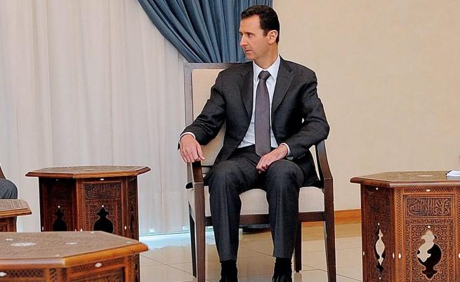 Асад искал да е президент и при преходно правителство