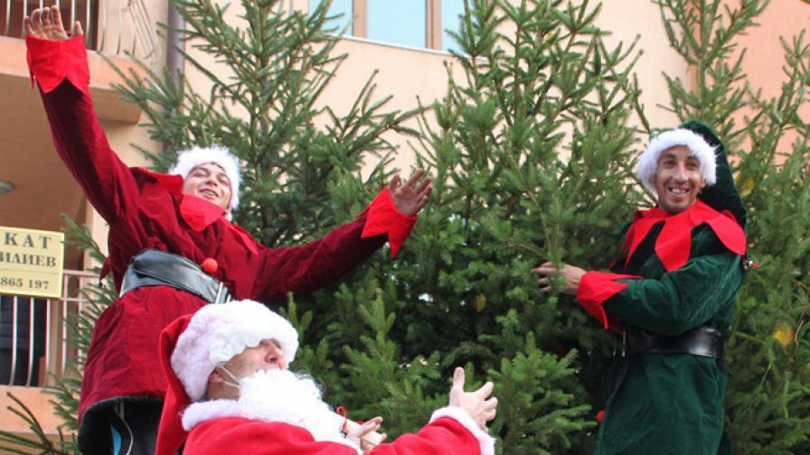Засилват контрола над храни и елхи по Коледа