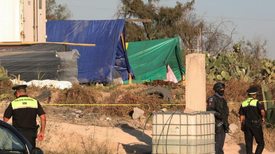 В Мексико откраднаха камион с радиоактивен материал, разтовариха го