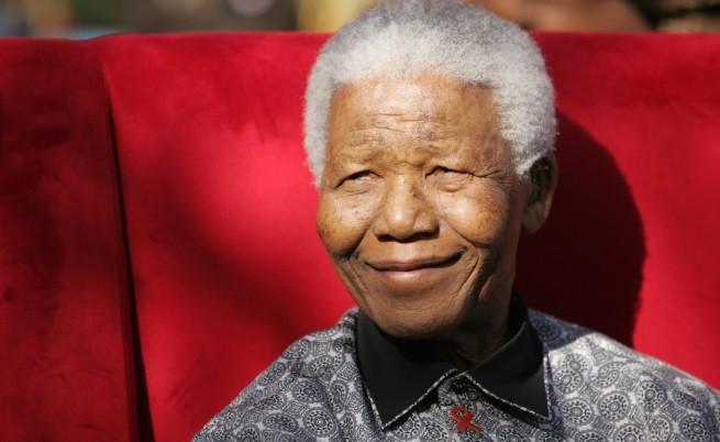 Нелсън Мандела почина на 95 години