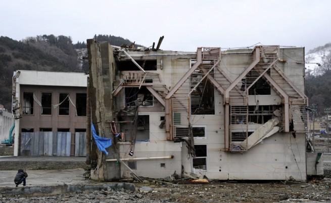 Тънък слой глина е направил труса в Япония по-силен