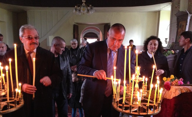 Борисов призова десните към смирение, разум и обединение